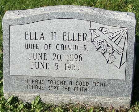 ELLER, ELLA H. - Stark County, Ohio | ELLA H. ELLER - Ohio Gravestone Photos