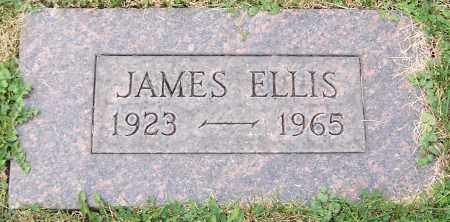 ELLIS, JAMES - Stark County, Ohio | JAMES ELLIS - Ohio Gravestone Photos