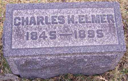 ELMER, CHARLES H. - Stark County, Ohio | CHARLES H. ELMER - Ohio Gravestone Photos