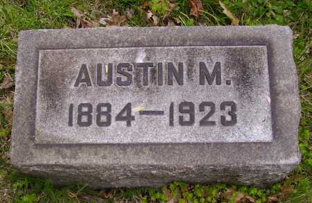 ERB, AUSTIN M. - Stark County, Ohio | AUSTIN M. ERB - Ohio Gravestone Photos