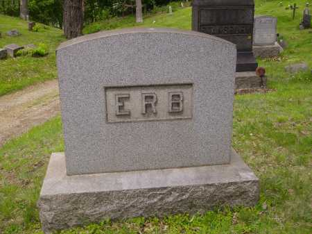 ERB FAMILY, MONUMENT - Stark County, Ohio | MONUMENT ERB FAMILY - Ohio Gravestone Photos