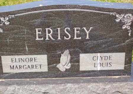 ERISEY, CLYDE LOUIS - Stark County, Ohio | CLYDE LOUIS ERISEY - Ohio Gravestone Photos