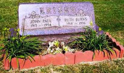 ERISEY, RUTH - Stark County, Ohio | RUTH ERISEY - Ohio Gravestone Photos