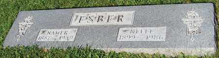 ESBER, NAMER - Stark County, Ohio | NAMER ESBER - Ohio Gravestone Photos
