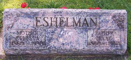 ESHELMAN, ISSAC - Stark County, Ohio | ISSAC ESHELMAN - Ohio Gravestone Photos