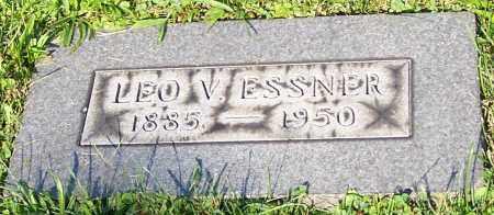 ESSNER, LEO V. - Stark County, Ohio | LEO V. ESSNER - Ohio Gravestone Photos