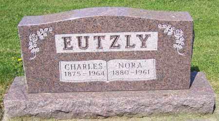 EUTZLY, NORA - Stark County, Ohio | NORA EUTZLY - Ohio Gravestone Photos