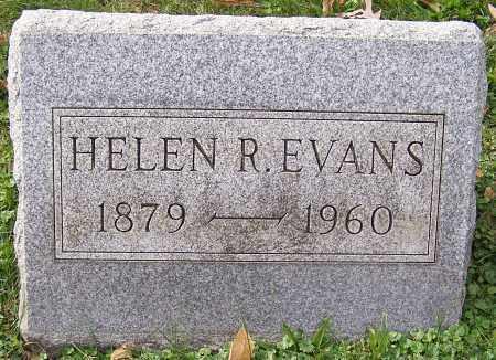 EVANS, HELEN R. - Stark County, Ohio | HELEN R. EVANS - Ohio Gravestone Photos