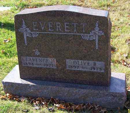 EVERETT, CLARENCE H. - Stark County, Ohio | CLARENCE H. EVERETT - Ohio Gravestone Photos
