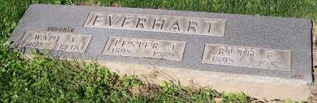 EVERHART, LESTER J. - Stark County, Ohio | LESTER J. EVERHART - Ohio Gravestone Photos
