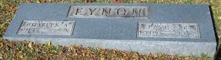 EYNON, CHARLES A. - Stark County, Ohio | CHARLES A. EYNON - Ohio Gravestone Photos