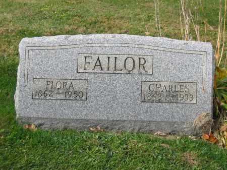 FAILOR, FLORA - Stark County, Ohio | FLORA FAILOR - Ohio Gravestone Photos