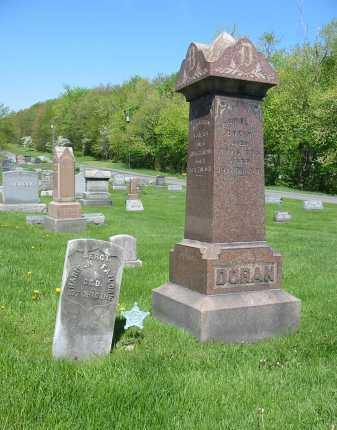 DORAN, DANIEL L - Stark County, Ohio | DANIEL L DORAN - Ohio Gravestone Photos
