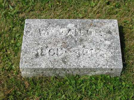 FAILOR, WILLIAM - Stark County, Ohio | WILLIAM FAILOR - Ohio Gravestone Photos