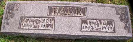 FARR, LAWRENCE L. - Stark County, Ohio | LAWRENCE L. FARR - Ohio Gravestone Photos