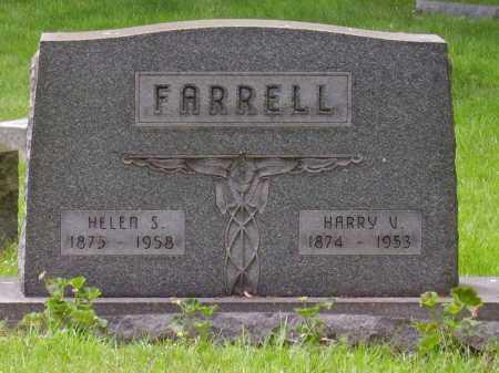 FARRELL, HARRY V. - Stark County, Ohio | HARRY V. FARRELL - Ohio Gravestone Photos