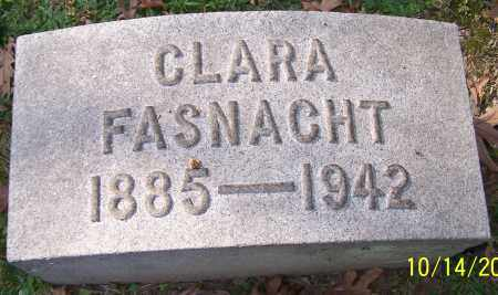 FASNACHT, CLARA - Stark County, Ohio | CLARA FASNACHT - Ohio Gravestone Photos