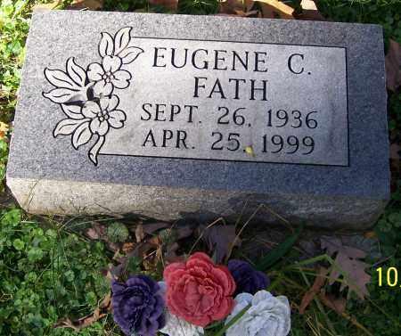 FATH, EUGENE C. - Stark County, Ohio | EUGENE C. FATH - Ohio Gravestone Photos