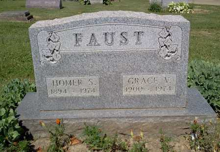 VERNON FAUST, GRACE - Stark County, Ohio | GRACE VERNON FAUST - Ohio Gravestone Photos