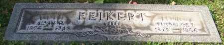 FEIKERT, ALVIN H. - Stark County, Ohio | ALVIN H. FEIKERT - Ohio Gravestone Photos