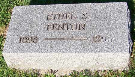 FENTON, ETHEL S. - Stark County, Ohio | ETHEL S. FENTON - Ohio Gravestone Photos