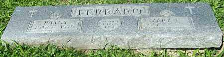 FERRARO, MARY L. - Stark County, Ohio | MARY L. FERRARO - Ohio Gravestone Photos