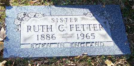 FETTER, RUTH C. - Stark County, Ohio | RUTH C. FETTER - Ohio Gravestone Photos
