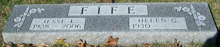 FIFE, HELEN G. - Stark County, Ohio | HELEN G. FIFE - Ohio Gravestone Photos