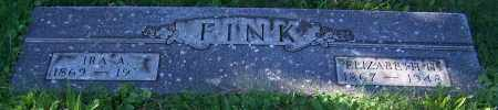 FINK, ELIZABETH H. - Stark County, Ohio | ELIZABETH H. FINK - Ohio Gravestone Photos