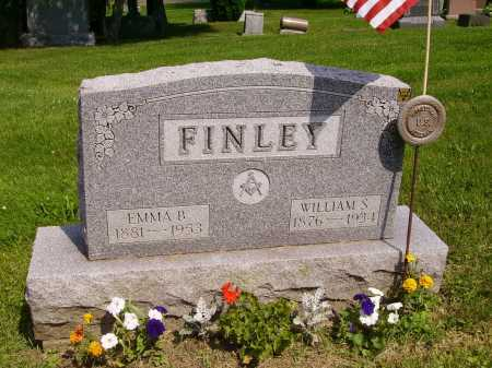 KITTINGER FINLEY, EMMA B. - Stark County, Ohio | EMMA B. KITTINGER FINLEY - Ohio Gravestone Photos