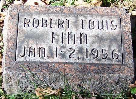 FINN, ROBERT LOUIS - Stark County, Ohio | ROBERT LOUIS FINN - Ohio Gravestone Photos