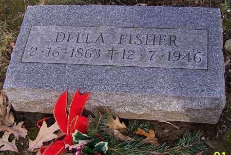 FISHER, DELLA - Stark County, Ohio | DELLA FISHER - Ohio Gravestone Photos