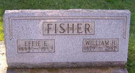 FISHER, WILLIAM H. - Stark County, Ohio | WILLIAM H. FISHER - Ohio Gravestone Photos