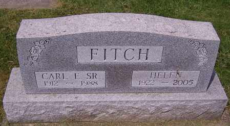 FITCH, HELEN - Stark County, Ohio | HELEN FITCH - Ohio Gravestone Photos
