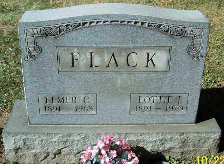 FLACK, LOTTIE I. - Stark County, Ohio | LOTTIE I. FLACK - Ohio Gravestone Photos