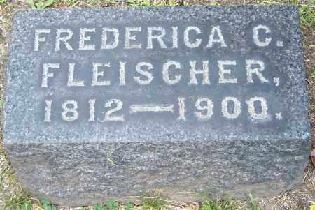 FLEISCHER, FREDERICA C. - Stark County, Ohio | FREDERICA C. FLEISCHER - Ohio Gravestone Photos