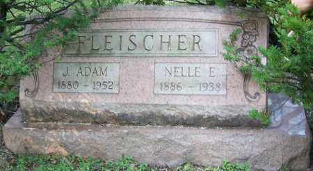 FLEISCHER, J. ADAM - Stark County, Ohio | J. ADAM FLEISCHER - Ohio Gravestone Photos