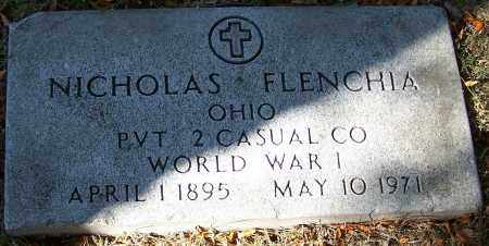FLENCHIA, NICHOLAS - Stark County, Ohio | NICHOLAS FLENCHIA - Ohio Gravestone Photos
