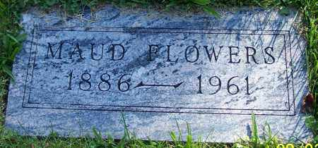 FLOWERS, MAUD - Stark County, Ohio | MAUD FLOWERS - Ohio Gravestone Photos
