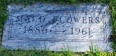 FLOWERS, MAUD - Stark County, Ohio | MAUD FLOWERS - Ohio Gravestone Photos