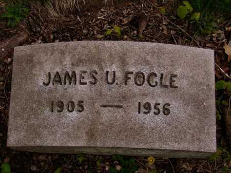 FOGLE, JAMES U. - Stark County, Ohio | JAMES U. FOGLE - Ohio Gravestone Photos