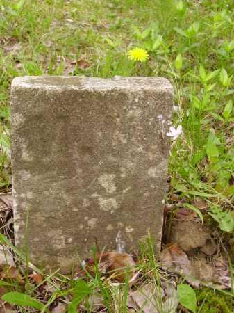 FOOTSTONE, M.?. - Stark County, Ohio | M.?. FOOTSTONE - Ohio Gravestone Photos