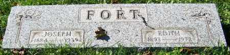 FORT, JOSEPH - Stark County, Ohio | JOSEPH FORT - Ohio Gravestone Photos