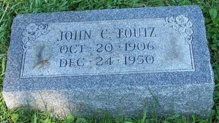 FOUTZ, JOHN C. - Stark County, Ohio | JOHN C. FOUTZ - Ohio Gravestone Photos