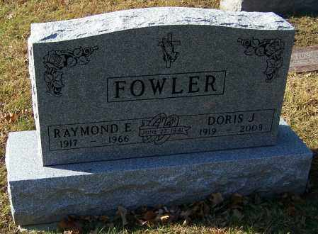 FOWLER, DORIS J. - Stark County, Ohio | DORIS J. FOWLER - Ohio Gravestone Photos
