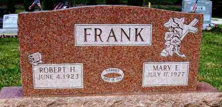 FINK FRANK, MARY E. - Stark County, Ohio | MARY E. FINK FRANK - Ohio Gravestone Photos