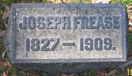 FREASE, JOSEPH - Stark County, Ohio | JOSEPH FREASE - Ohio Gravestone Photos