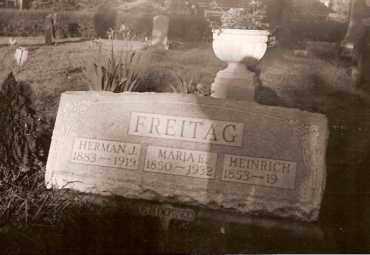 FREITAG, MARIA - Stark County, Ohio | MARIA FREITAG - Ohio Gravestone Photos