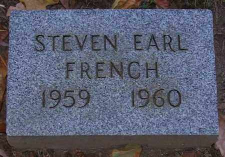 FRENCH, STEVEN EARL - Stark County, Ohio | STEVEN EARL FRENCH - Ohio Gravestone Photos