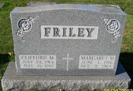 FRILEY, CLIFFORD M. - Stark County, Ohio | CLIFFORD M. FRILEY - Ohio Gravestone Photos